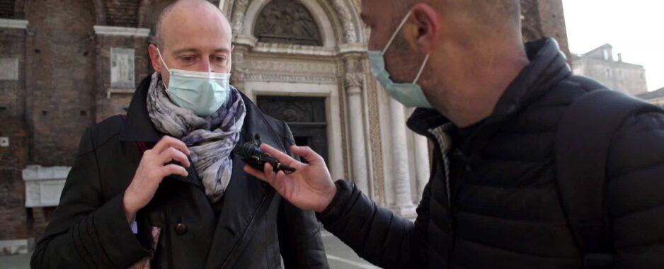 OMS e il carteggio segreto del piano pandemico. Guardia di Finanza negli uffici di Report