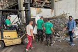 """Messina. La green mission del giovane Fabio Piccione: """"Dai rottami la nuova vita ai materiali"""""""
